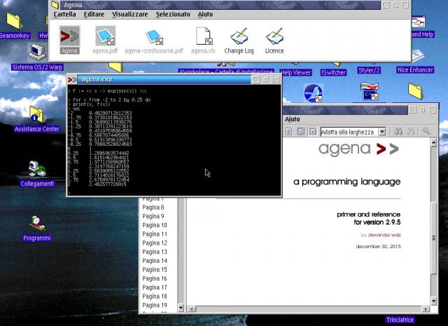 download agena