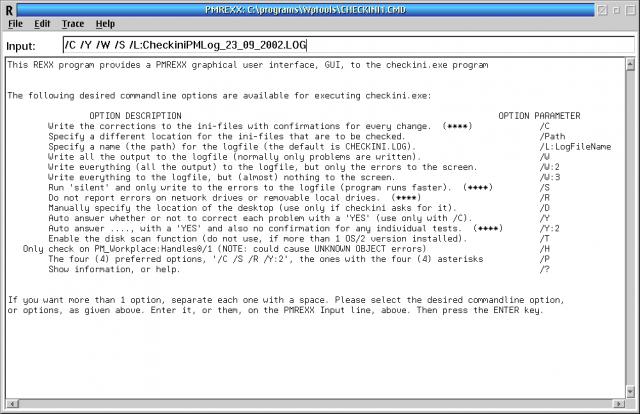 CheckiniPM | eCSoft/2