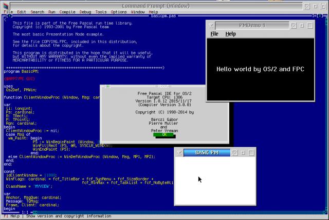 free pascal compiler mac os x