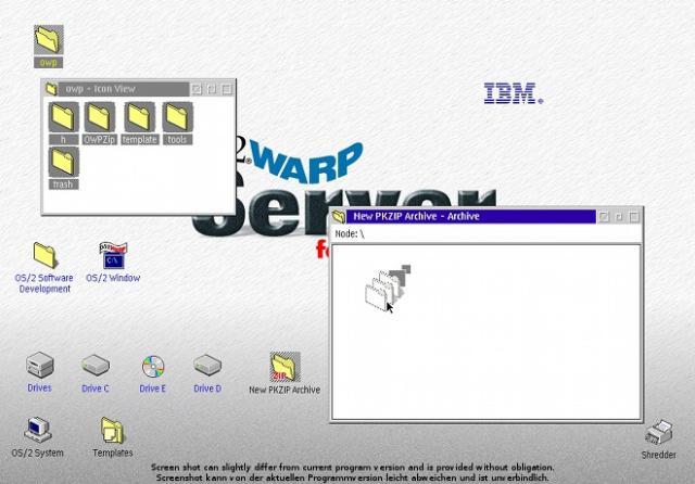 OWPZip PKZIP Archive Class | eCSoft/2