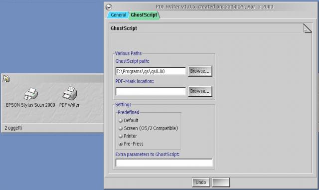 PM PDF (Poor Mans PDF) | eCSoft/2