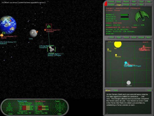 Stellar Frontier | eCSoft/2