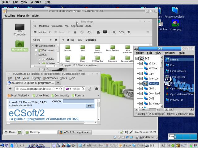 VirtualBox for OS/2 | eCSoft/2